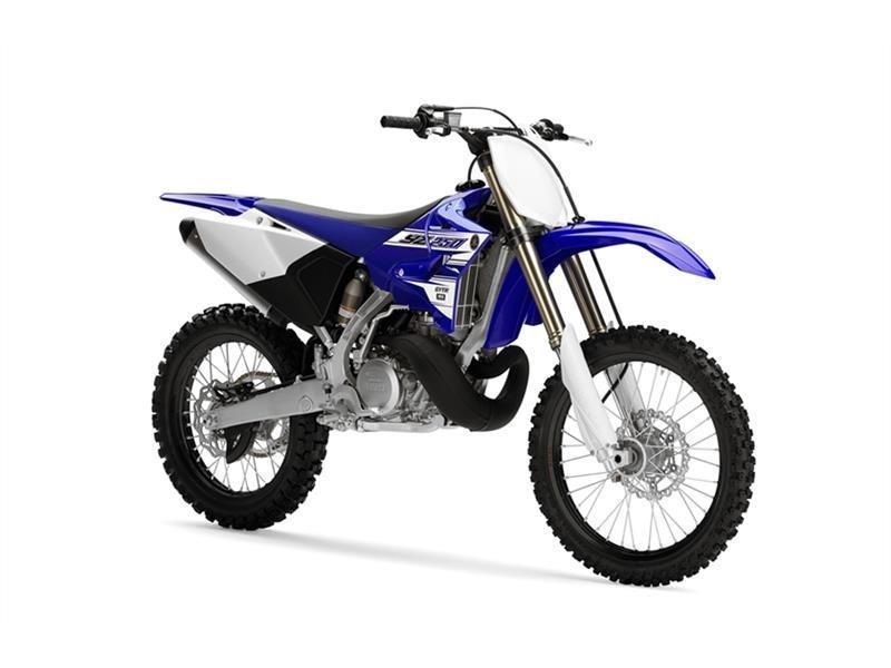 Yamaha Leftover YZ250 2016