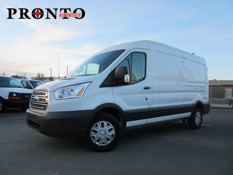 Ford Transit Cargo Van 2015 T-250 148 Medium Roof ** Toit moyen ** #2237