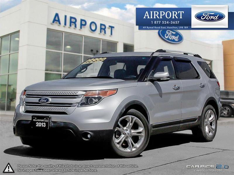 2013 Ford Explorer Limited FWD #A60639