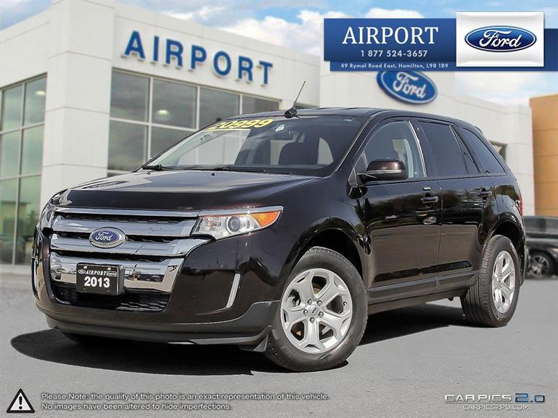 2013 Ford EDGE SEL FWD #A70578