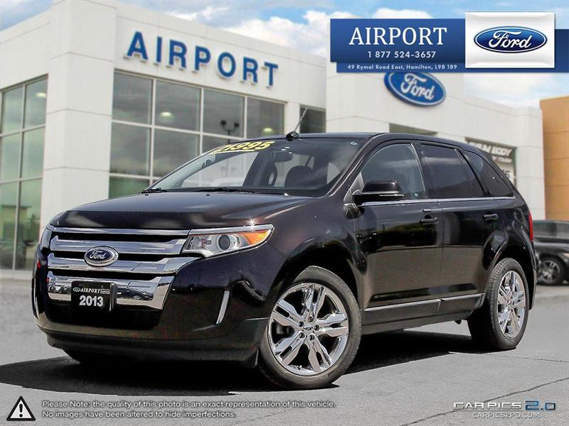 2013 Ford EDGE Limited FWD #OHL855