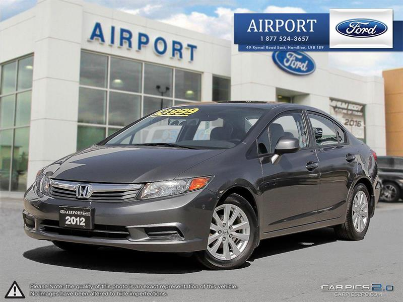 2012 Honda Civic Sedan EX-L #A70616
