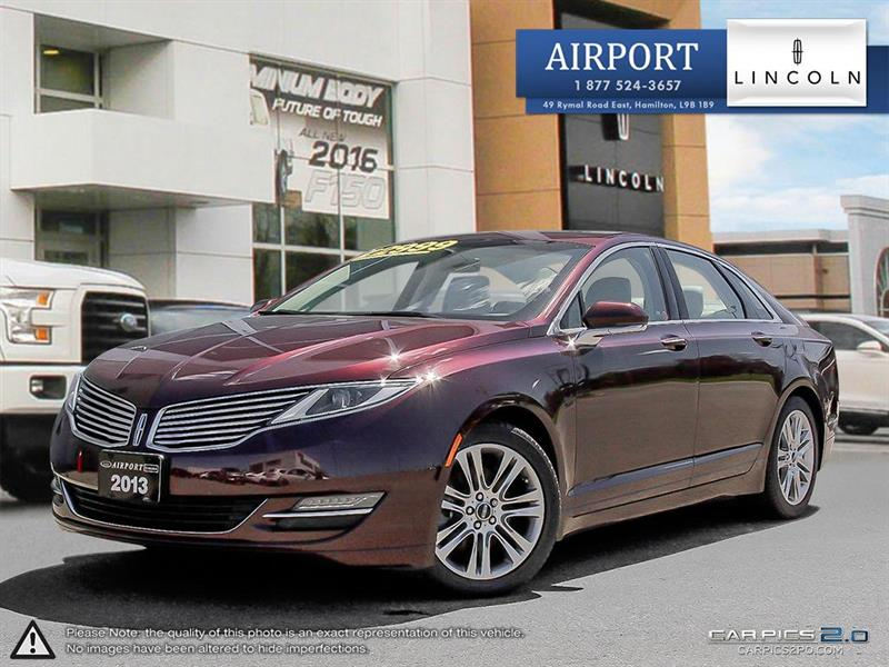 2013 Lincoln MKZ FWD #OHL817