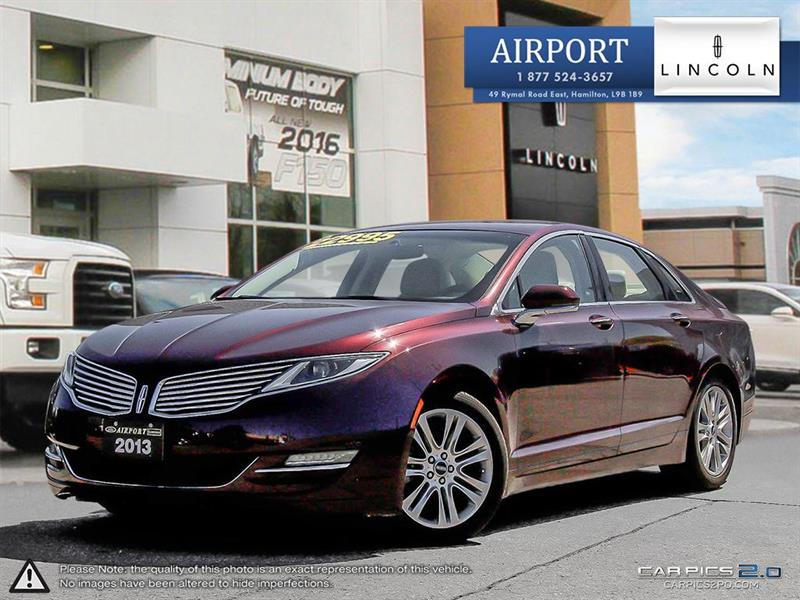 2013 Lincoln MKZ FWD #A50275