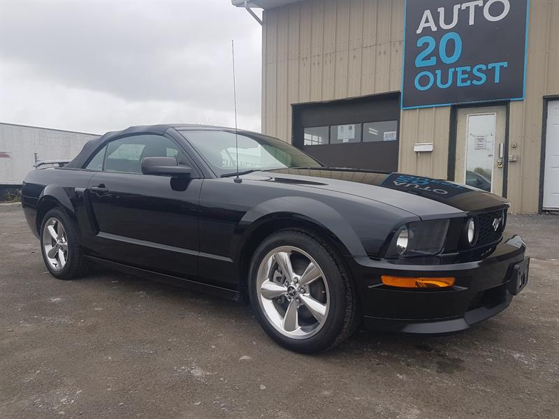 2007 Ford Mustang Gt California Special Used For Sale In Saint
