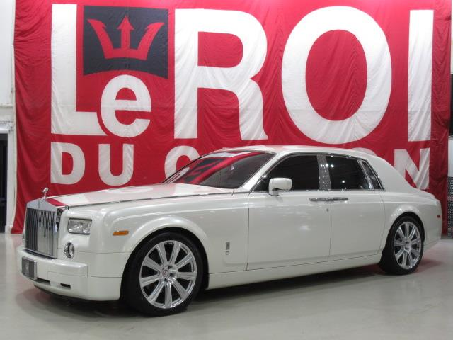 Rolls-Royce Phantom 2004 PHANTOM V12 #A8501