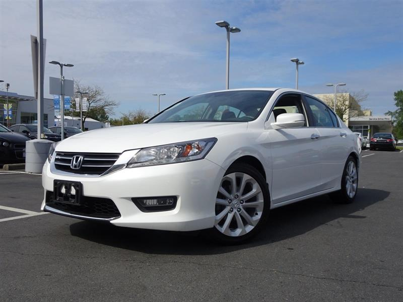 2014 Honda Accord Sedan Touring #LH7569