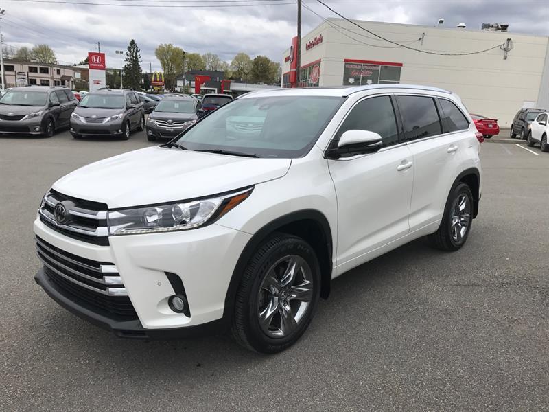 Toyota Highlander 2017 AWD Limited #17-093