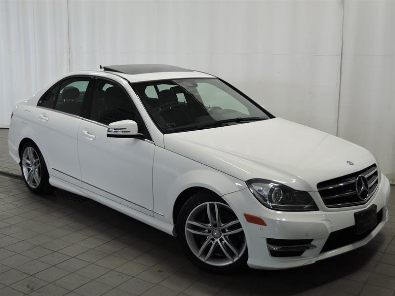 Mercedes-Benz C300 2014 4MATIC Sedan *NAVIGATION* #U17-086