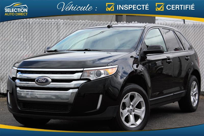 Ford EDGE 2013 4dr SEL AWD #SC59692