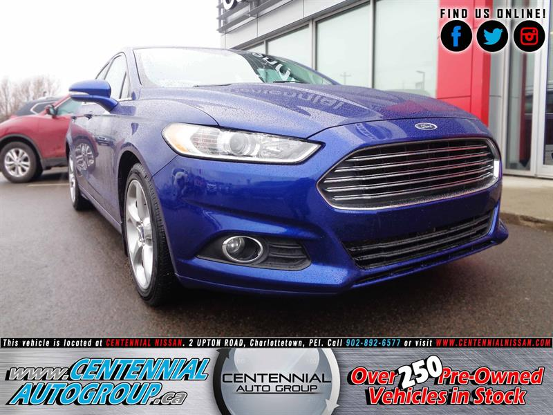 2014 Ford Fusion 4dr Sdn SE FWD #17-175A