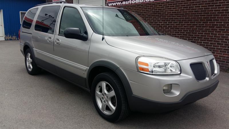 Pontiac Montana SV6 2008