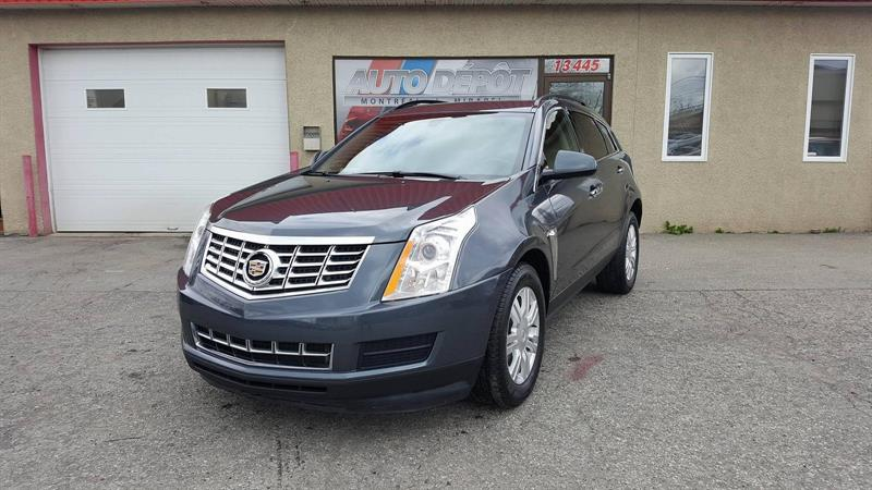 Cadillac SRX 2013 Leather Collection FWD 1SB #5865