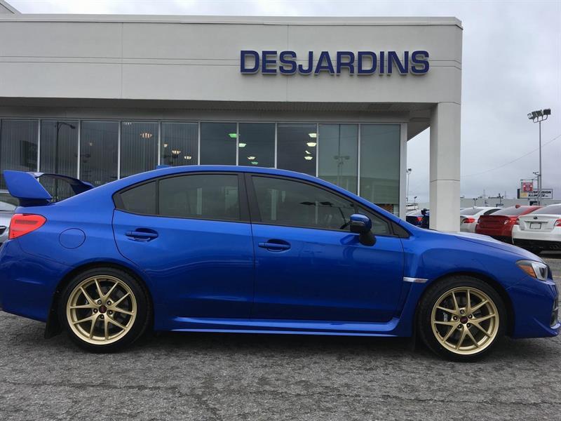 Subaru STi 2015 Sport Tech #D4903A