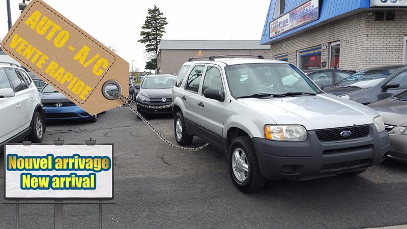 Ford Escape 2004 FULL - A/C - MAG #FORDESC04-SILVER