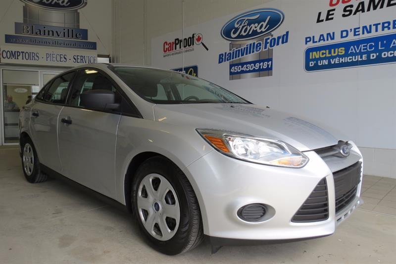 Ford Focus 2014 SEDAN TOUTE ÉQUIPÉ. #217073
