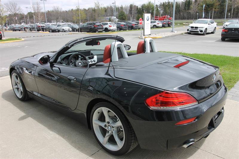 2016 bmw z4 35is roadster used for sale in blainville at hamel bmw. Black Bedroom Furniture Sets. Home Design Ideas