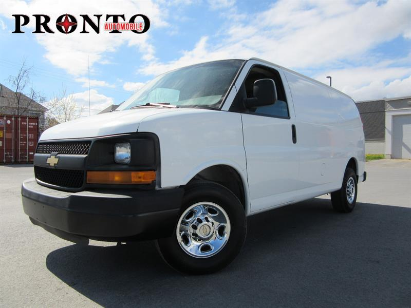 Chevrolet Express Cargo Van 2012 2500 ** Voir équipement intérieur ** #3361