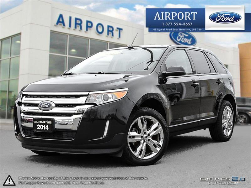 2014 Ford EDGE SEL #OHL891