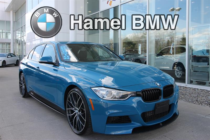 BMW 3 Series 2014 4dr Sdn 335i xDrive AWD #u17-087