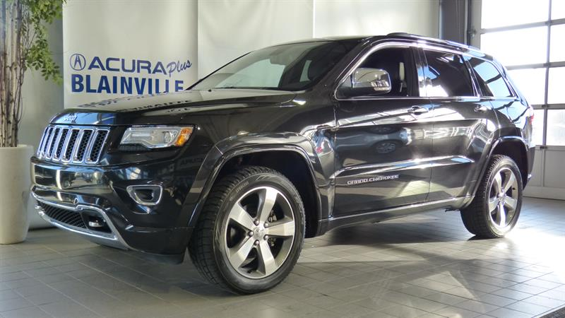 Jeep Grand Cherokee 2015 4WD 4dr Overland #P5308