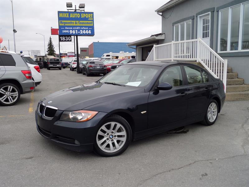 BMW 3 Series 2008 323i RWD #BMW08