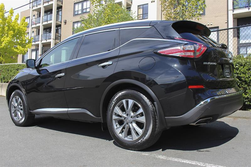 2015 nissan murano sl awd navigation used for sale in victoria at campus nissan. Black Bedroom Furniture Sets. Home Design Ideas