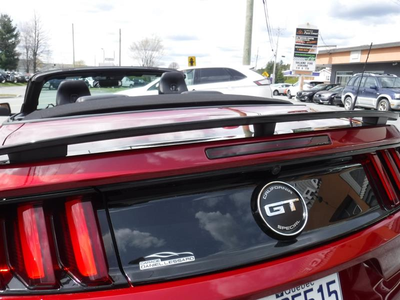 Ford mustang gt convertible california sp cial la plus for Garage ford le plus proche