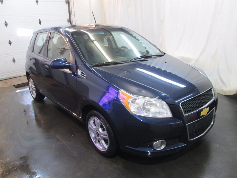 Chevrolet Aveo 2010 LT #6-920