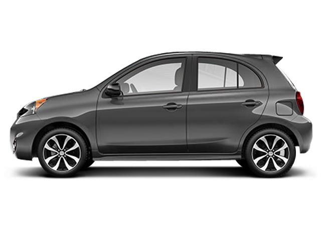 2017 Nissan Micra SV #7-A160