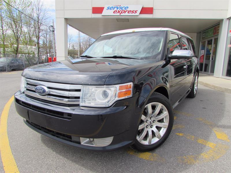 Ford Flex 2009 4dr Limited FWD CUIR TOIT PANORAMIQUE  #317609-1