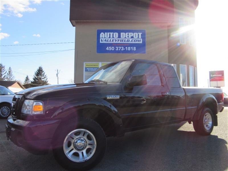 Ford Ranger 2011 Automatique + FOGS #P0651
