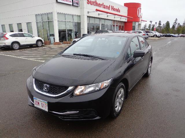 2014 Honda Civic Sedan LX #EH012158A