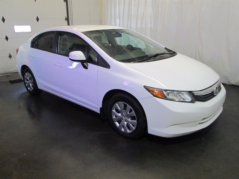 Honda Civic Sdn 2012 LX #7-0505