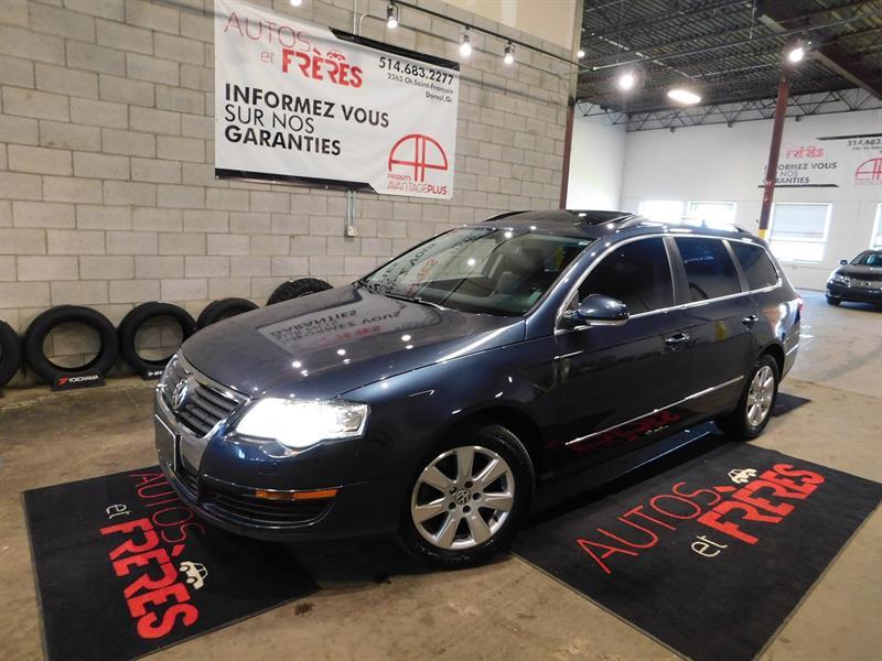 Volkswagen Passat Wagon 2007 4dr Auto 2.0T FWD #1613