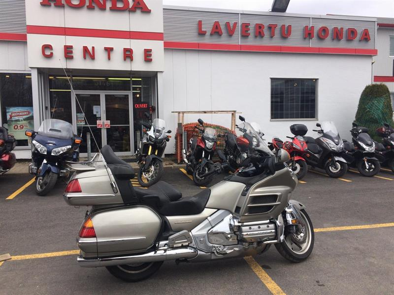 Honda GL 1800 2003 #19783
