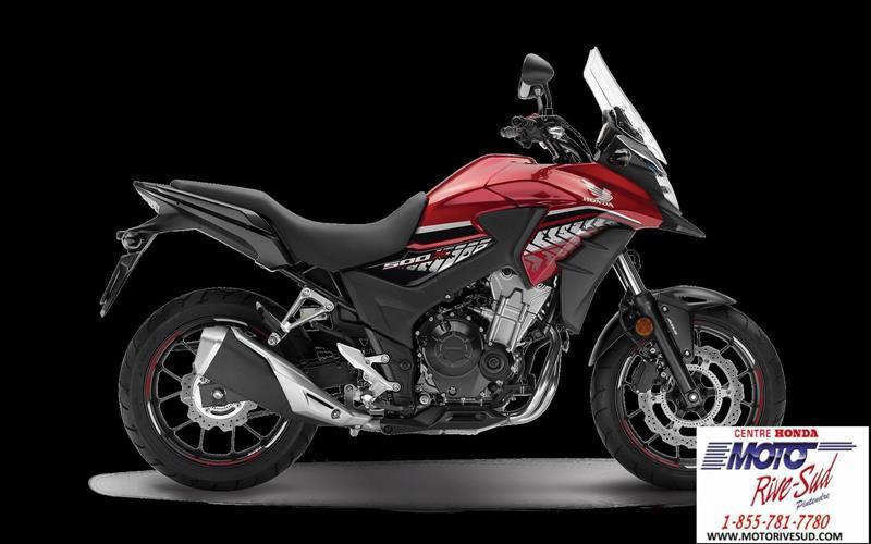 Honda CB 500 XA 2017