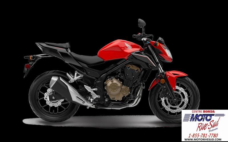 Honda CB 500 FA 2017