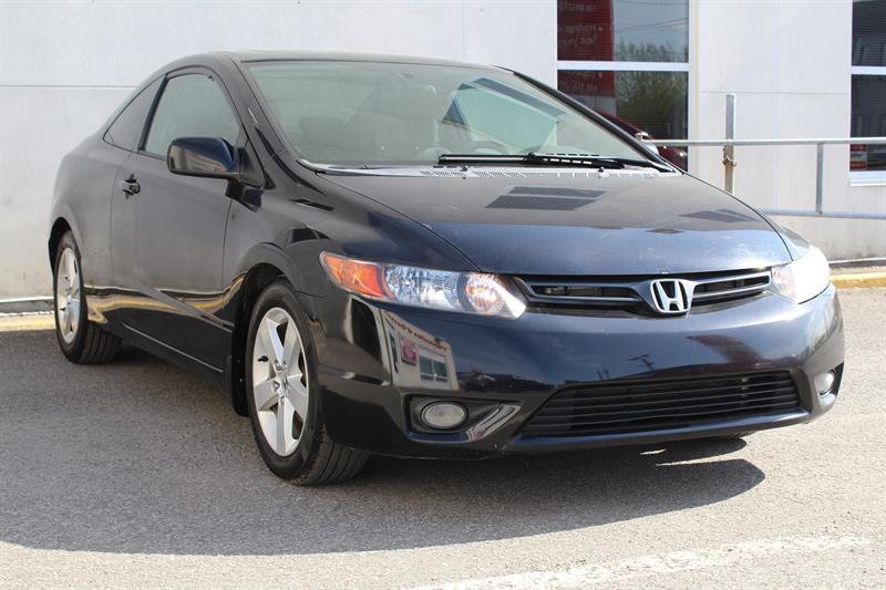 Honda Civic Coupé 2006 2dr EX Auto #U1129A