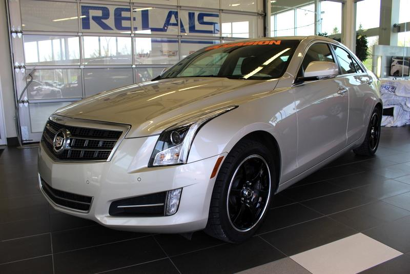 Cadillac ATS 2013 AWD , PERFORMANCE #K712003A