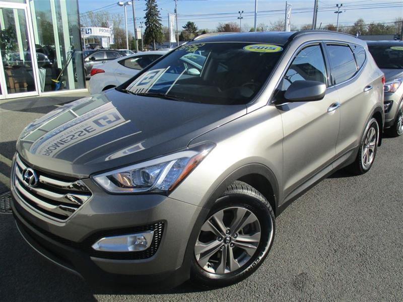 Hyundai Santa Fe Sport 2015 2.4 Premium BAS KM,MAGS,A/C,SIÈGES CHAUF,BLUETOOTH #17431A
