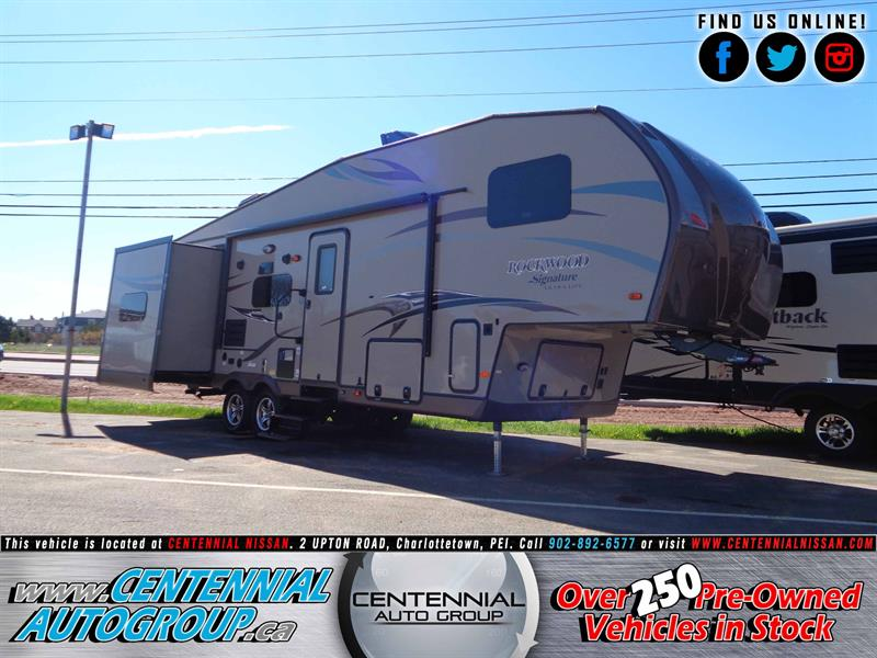 2015 Forest River Other Rockwood 8281WS Signature - $173 Bi-Weekly! #P17-068B