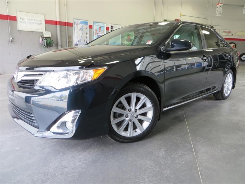 Toyota Camry 2012 XLE V6 *27,500 KM SEULEMENT* #U35874A