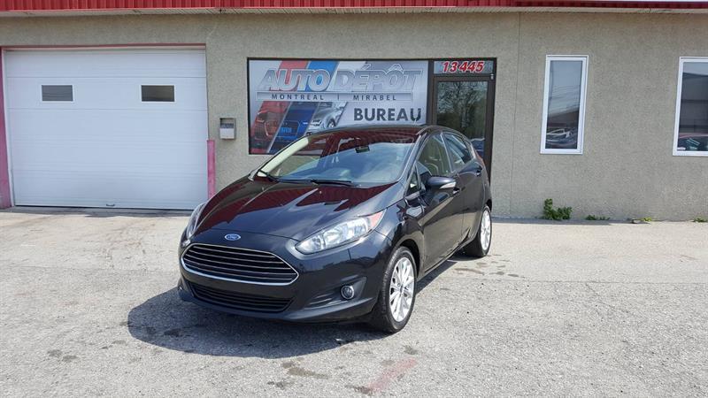 Ford Fiesta 2014 SE #5867