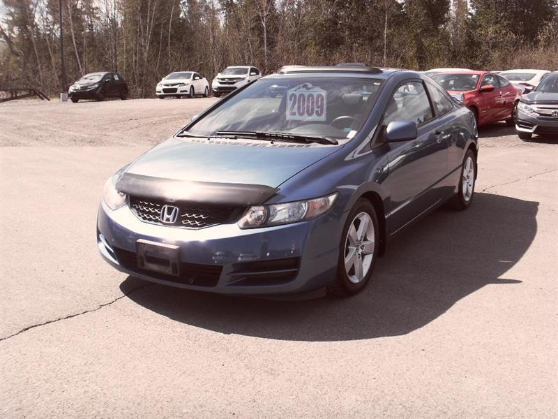 Honda Civic 2009 Cpe LX-SR #H7554A