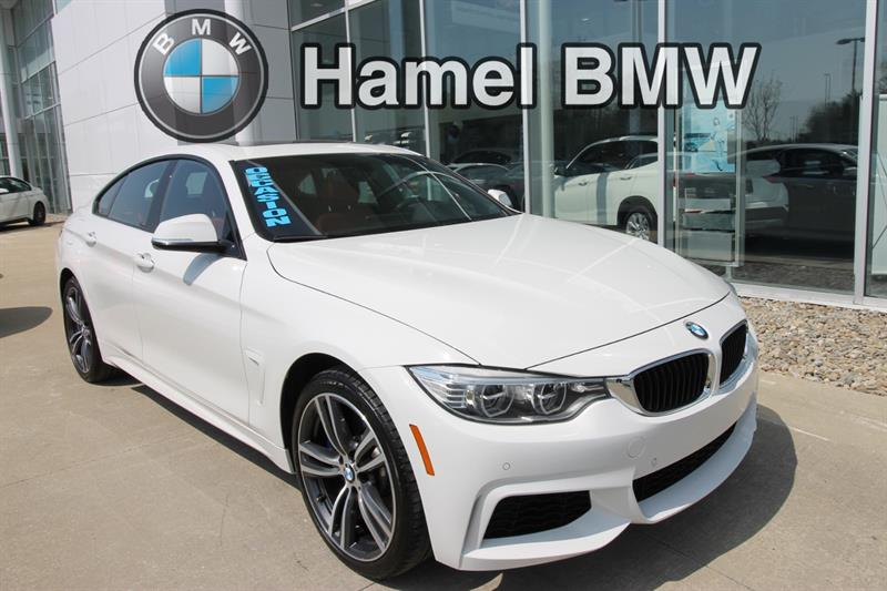BMW 4 Series 2016 4dr Sdn 435i xDrive AWD Gran Coupe #u17-107