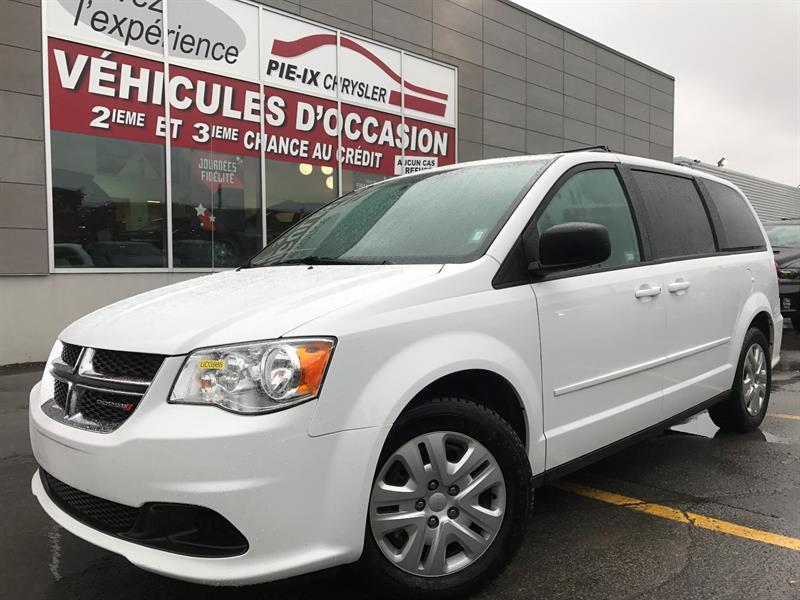 Dodge Grand Caravan 2016 SXT STOW & GO + BLUETOOTH #Z16775
