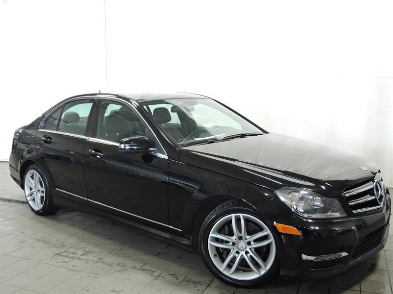 Mercedes-Benz C300 2014 4MATIC Sedan CERTIFIÉ #U17-112