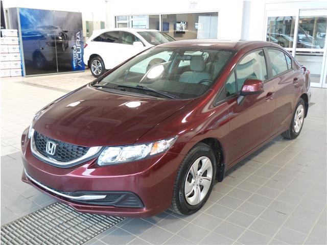 Honda Civic 2013 Sedan LX #17139A