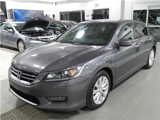 Honda Accord 2013 Sedan EX-L V6 #A3016